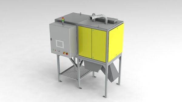 Электростатические сепараторы пластика Hamos EKS-PET
