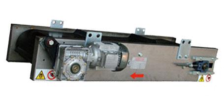 Магнитный сепаратор  (подвесной железоотделитель)