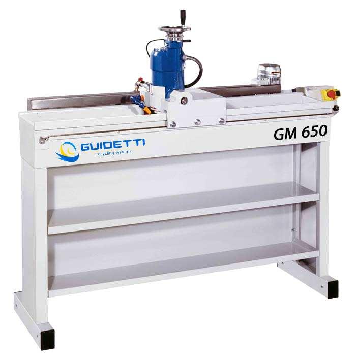 Плоско-шлифовальная машина GM-650 (станок для заточки ножей)
