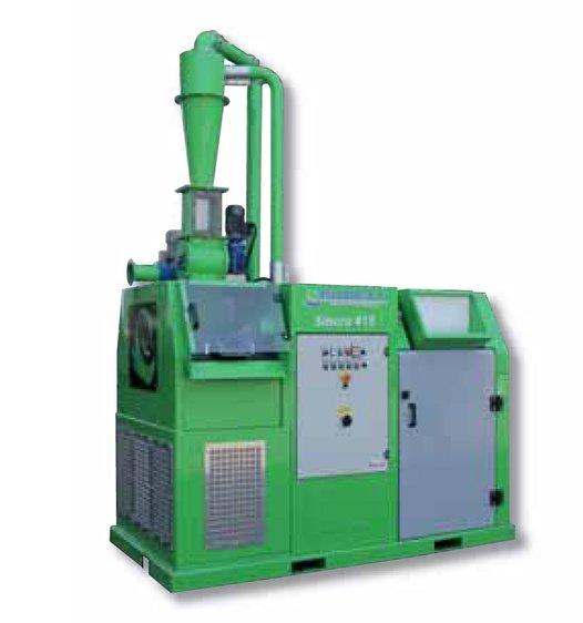 Установка для переработки отходов кабеля SINCRO 415