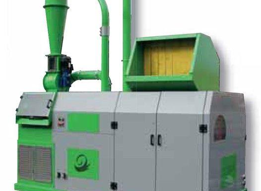 Установка для переработки отходов кабеля SINCRO 950
