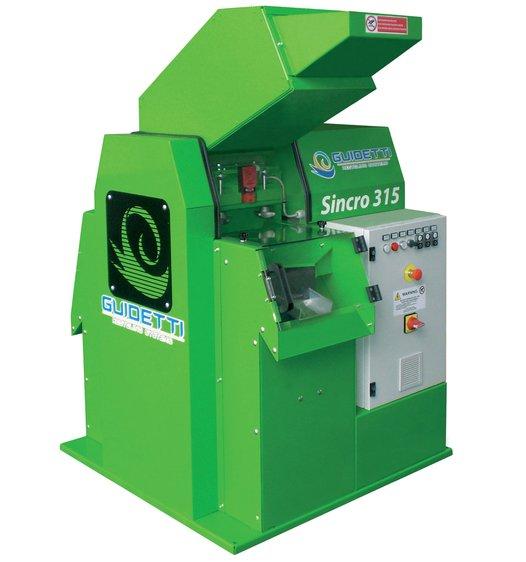 Установка для переработки отходов кабеля SINCRO 315 ECO