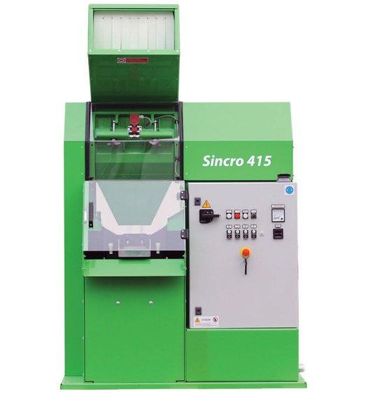 Установка для переработки отходов кабеля SINCRO 415 ECO