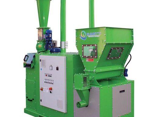 Установка для переработки отходов кабеля Reco Mill 15