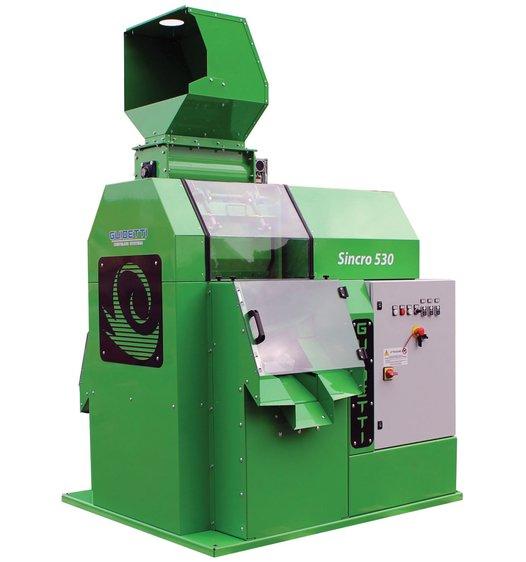 Установка для переработки отходов кабеля SINCRO 530 ECO